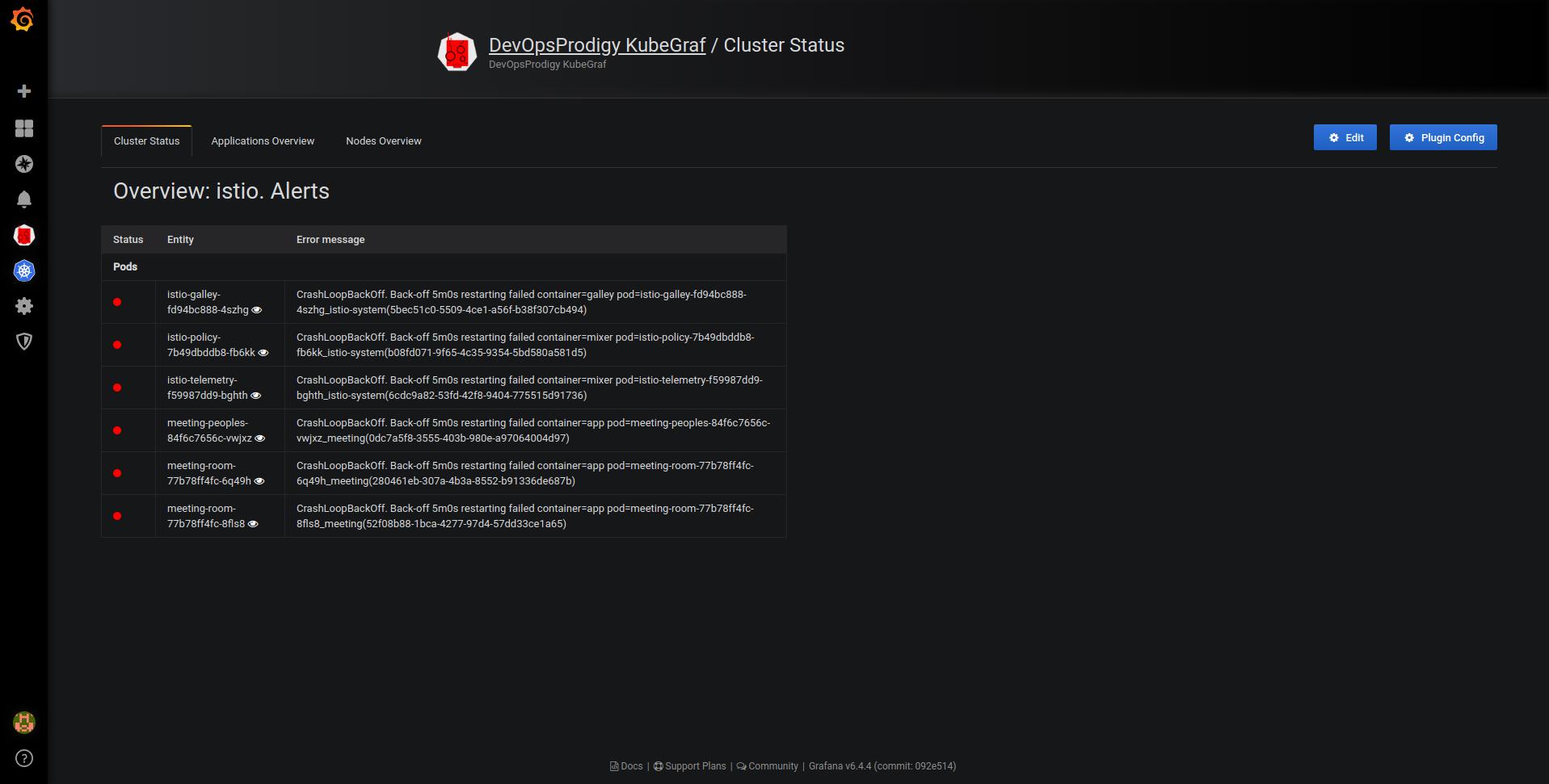 cluster_status
